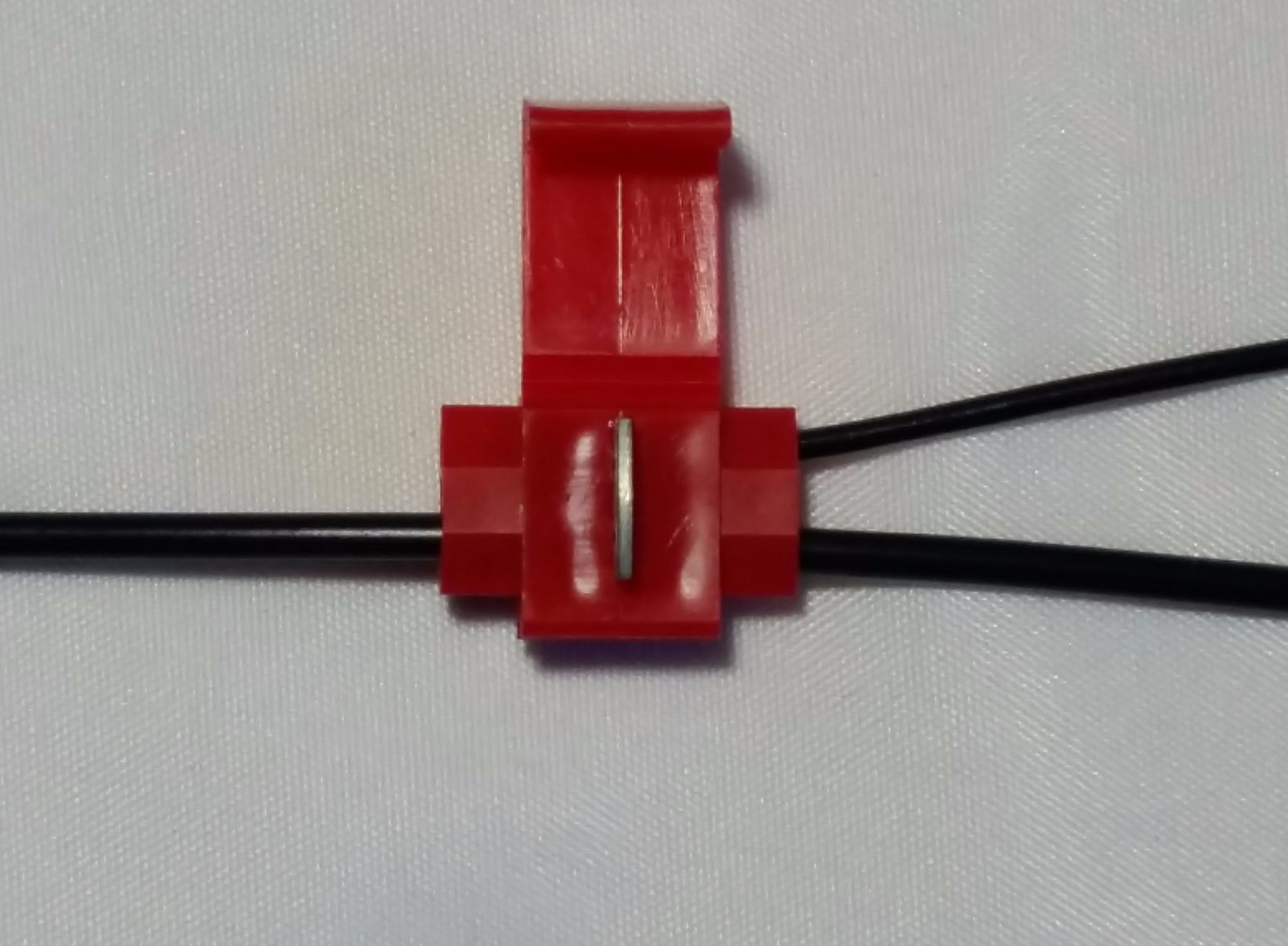 Dcc Layout Track Bus Droppers Red Quick Connectors Pack Of 30 Wiring